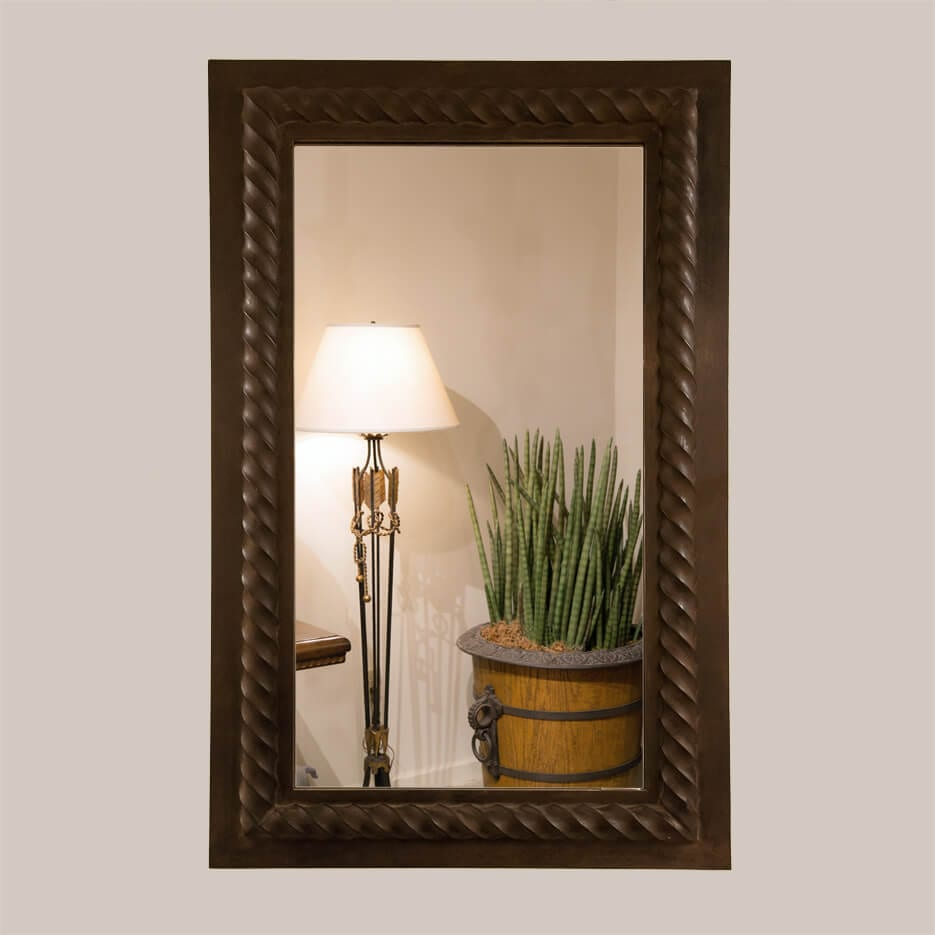5011-Rope Mirror without Bevel-1