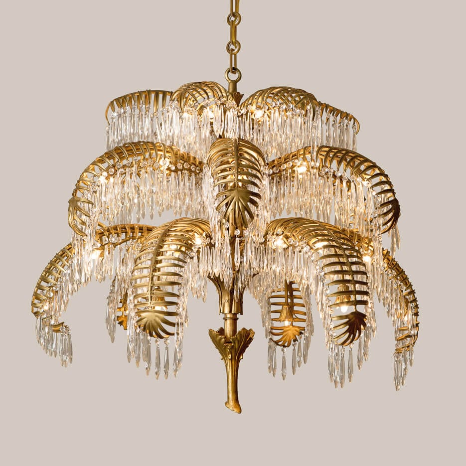 you - Paul Ferrante Chandelier