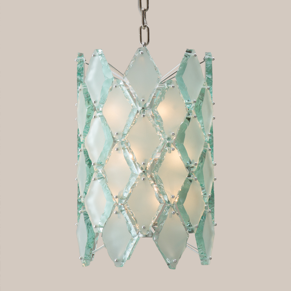 2186 hayworth hanging pendant - Paul Ferrante Chandelier