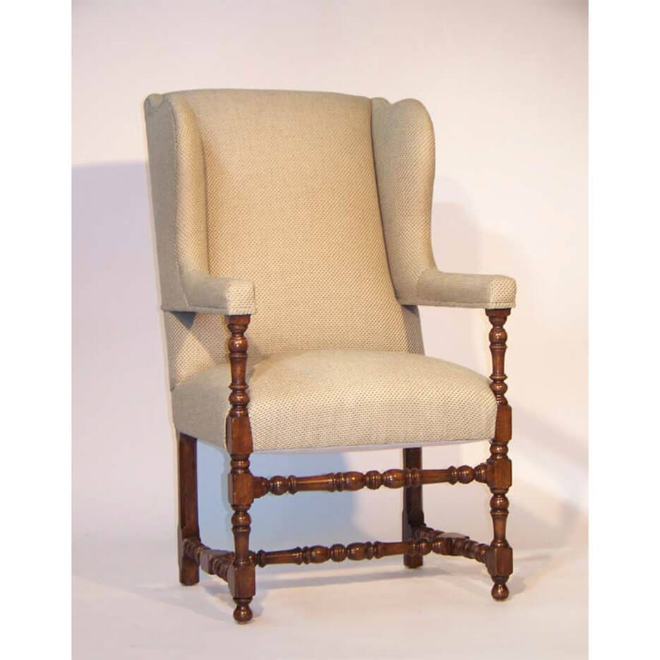 6113 C Wingback Chair