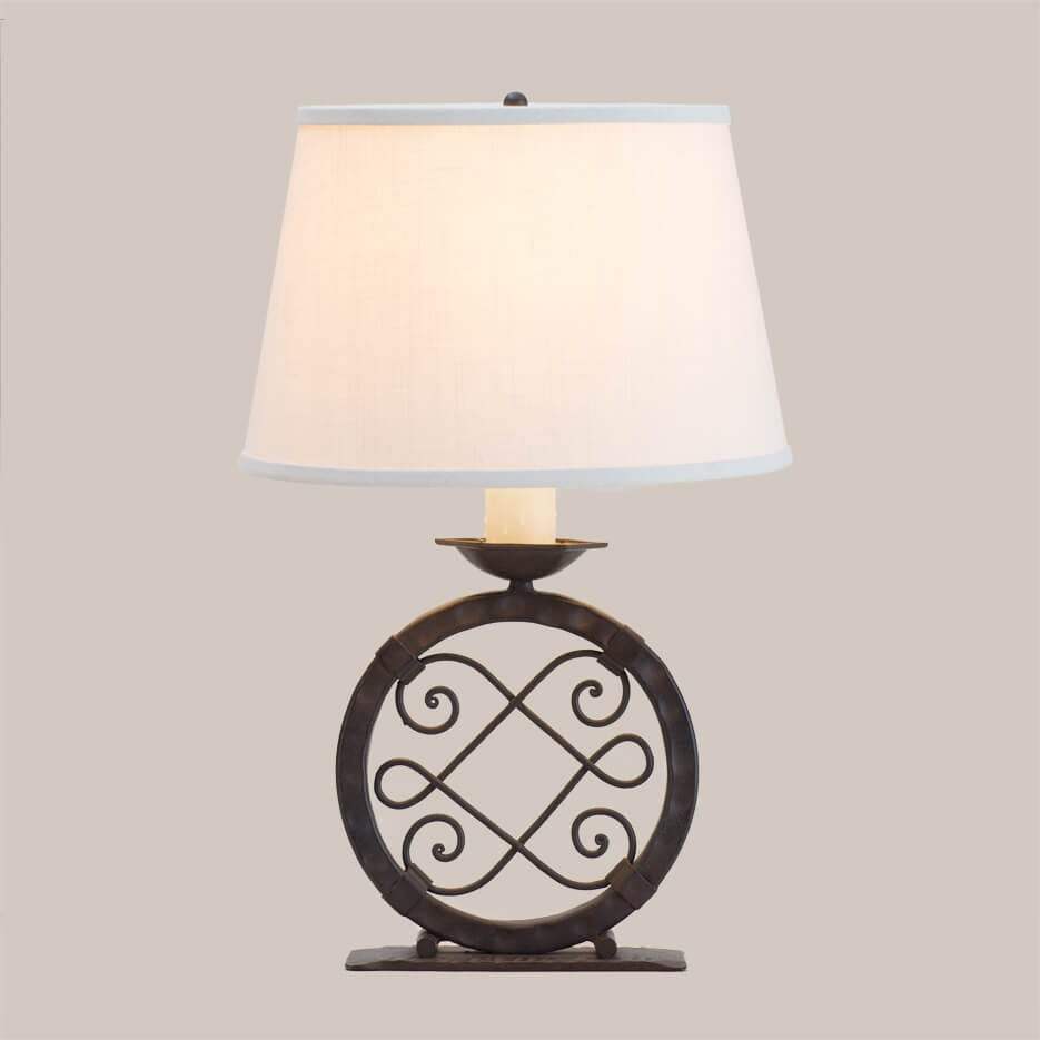 6016-Sphere Table Lamp-1