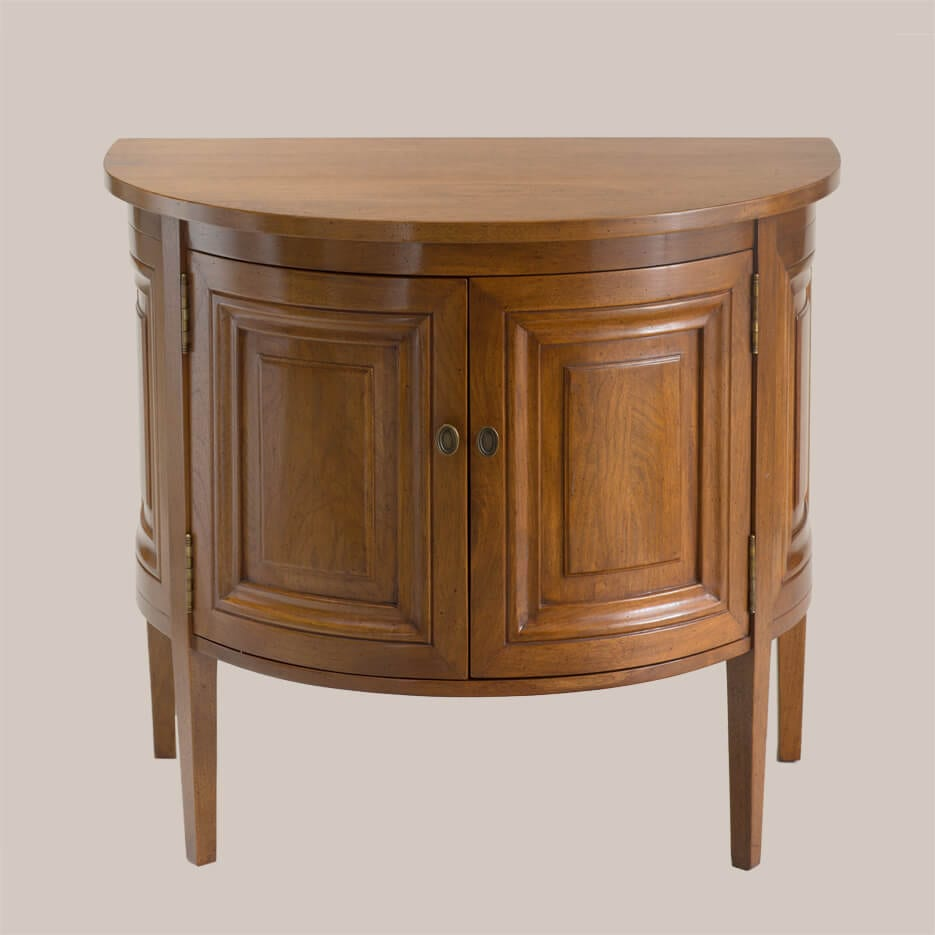 6196-Hartford Demilune Chest-1