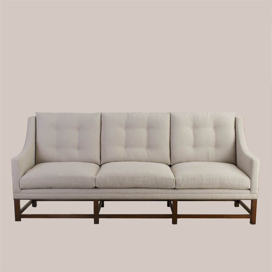 Mitchell Gold Bob Williams Jean Luc Sofa Chairish Mitchell Gold Bob