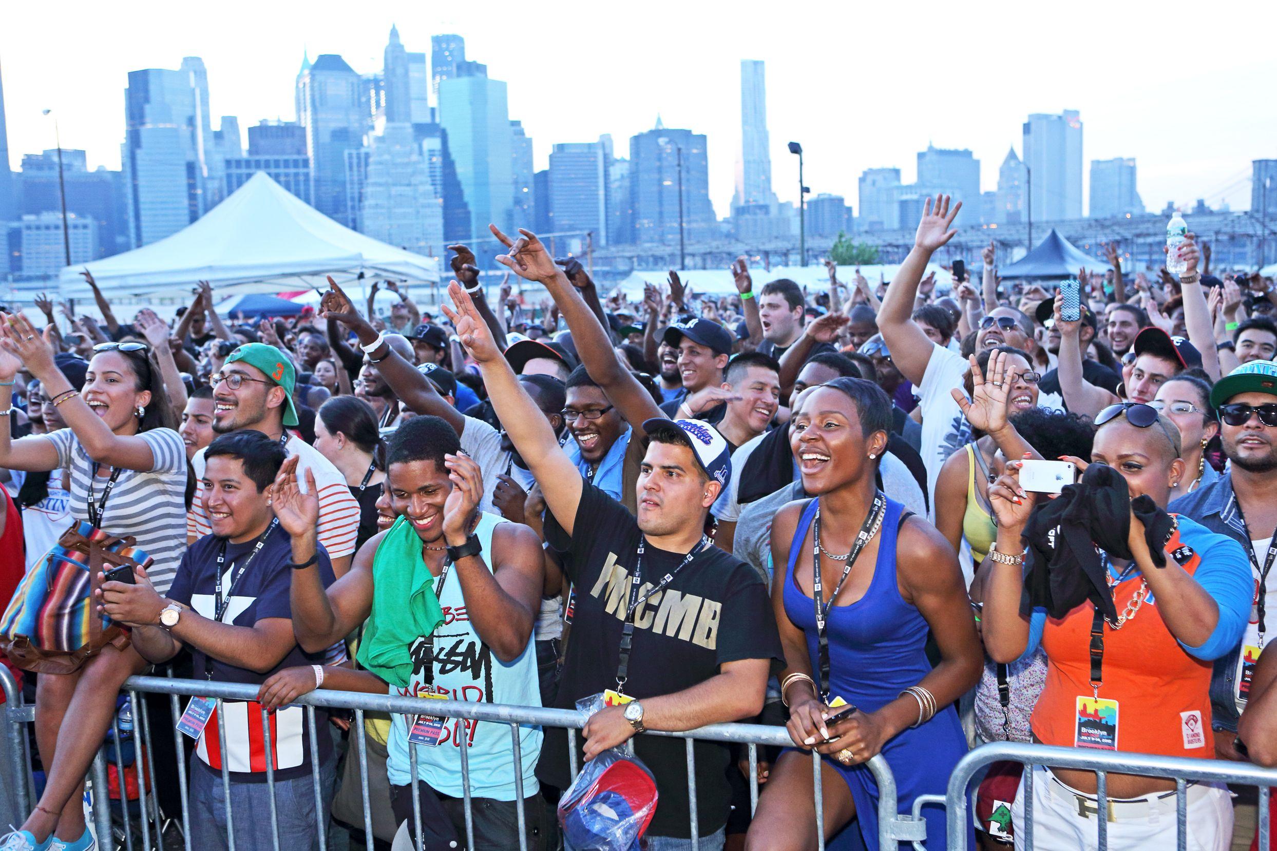 Robertadammayerbrooklynhiphopthe Brooklyn Hip Hop Festival 2012