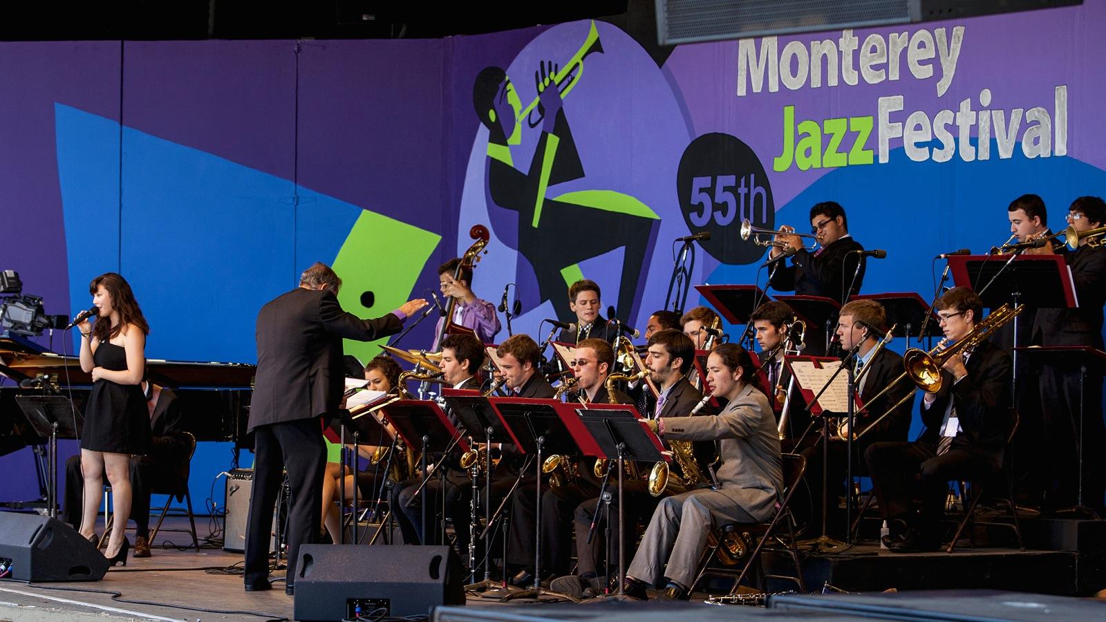 Hero Monterey Jazz Cole Thompson