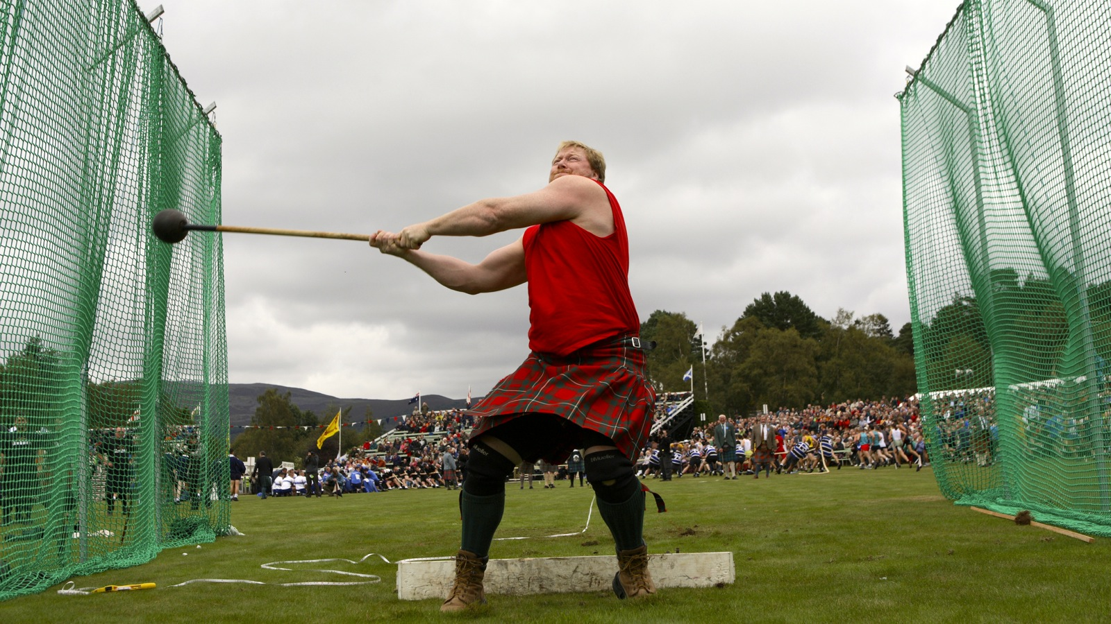Hero Scottish Highland Games Visit Britain