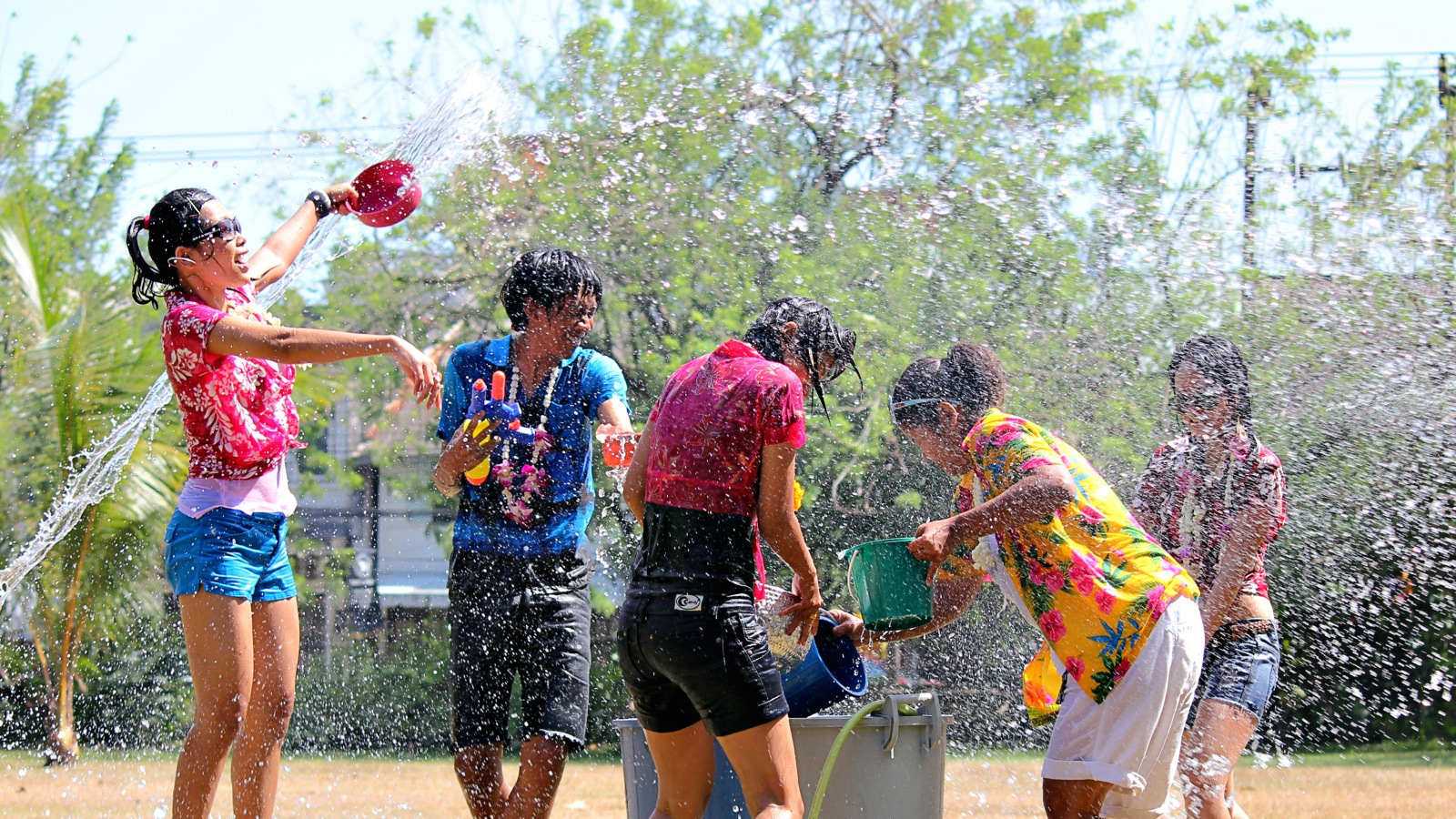 Hero Songkran Tourism Authority Thailand