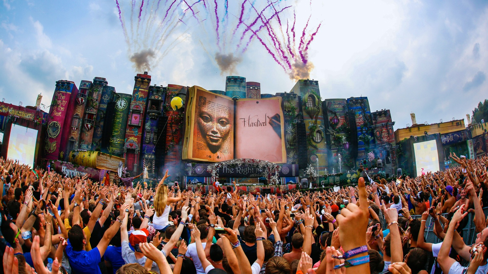 Hero Tomorrowland Idt Belgium