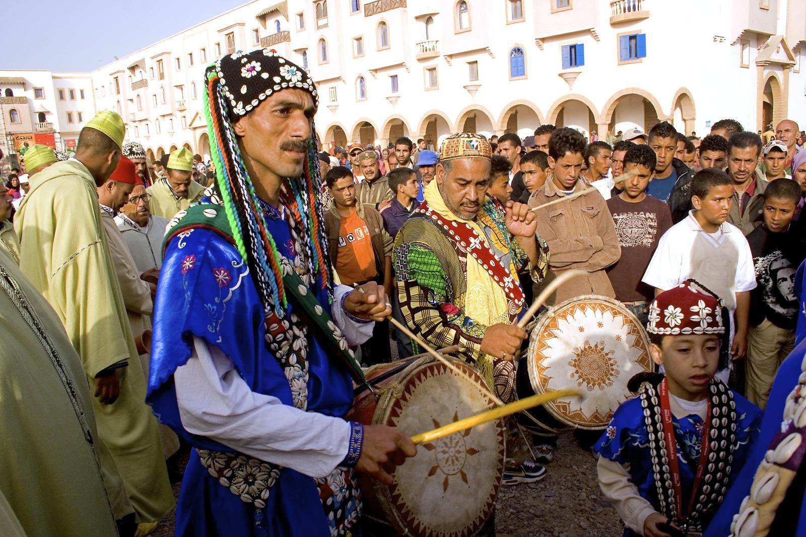 Gnaoua Music Festival Vince Millett Cc Httpflic.Krp54 Ba Yv   12