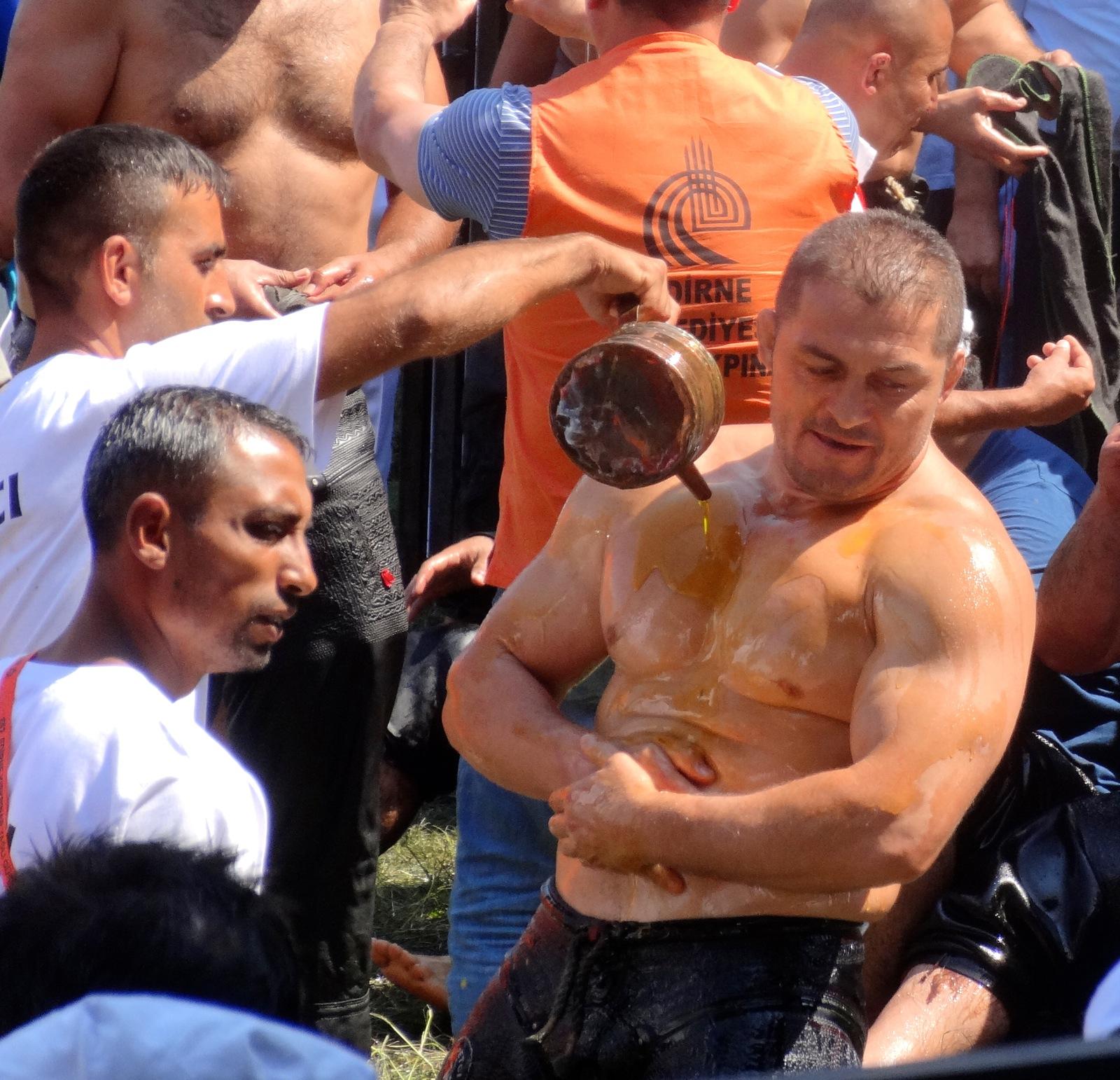 Kirkpinar Oil Wrestling 2013 Chip Conley   20