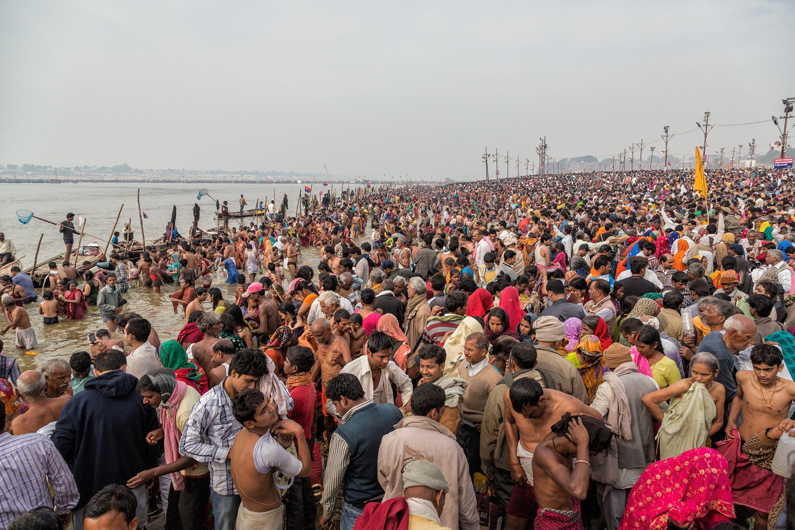 How To Avert A Stampede At Kumbh Mela Everfest