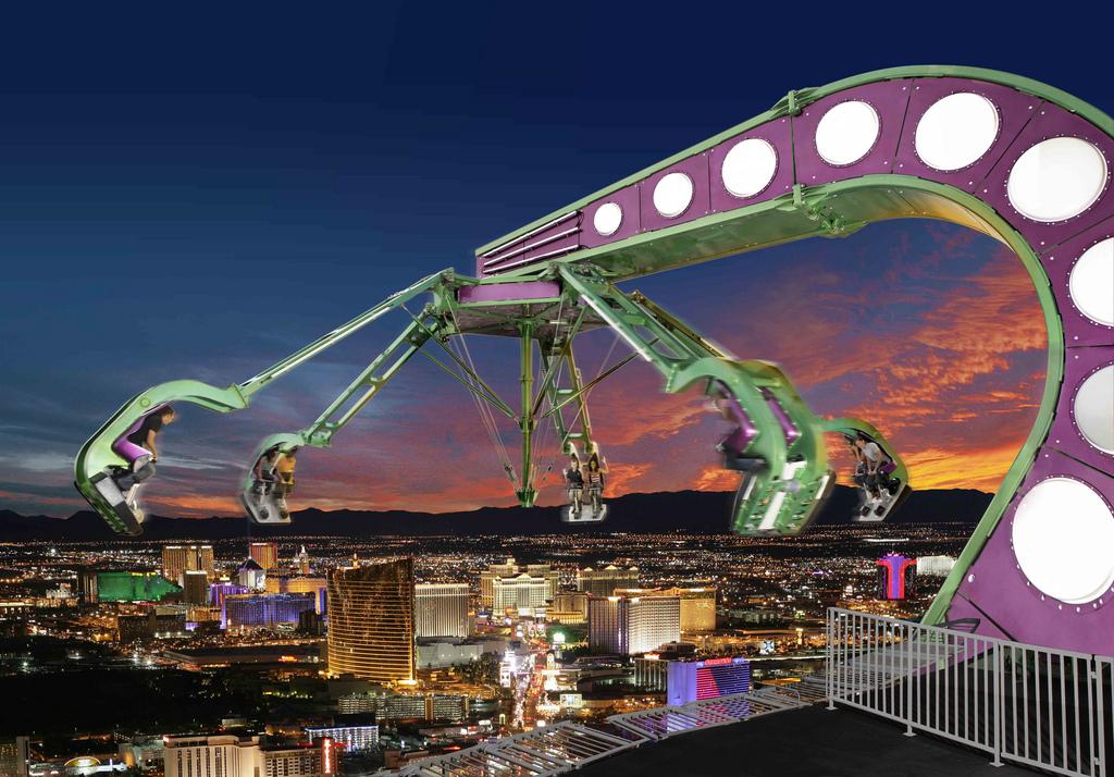 Stratosphere Hotel Casino Insanity