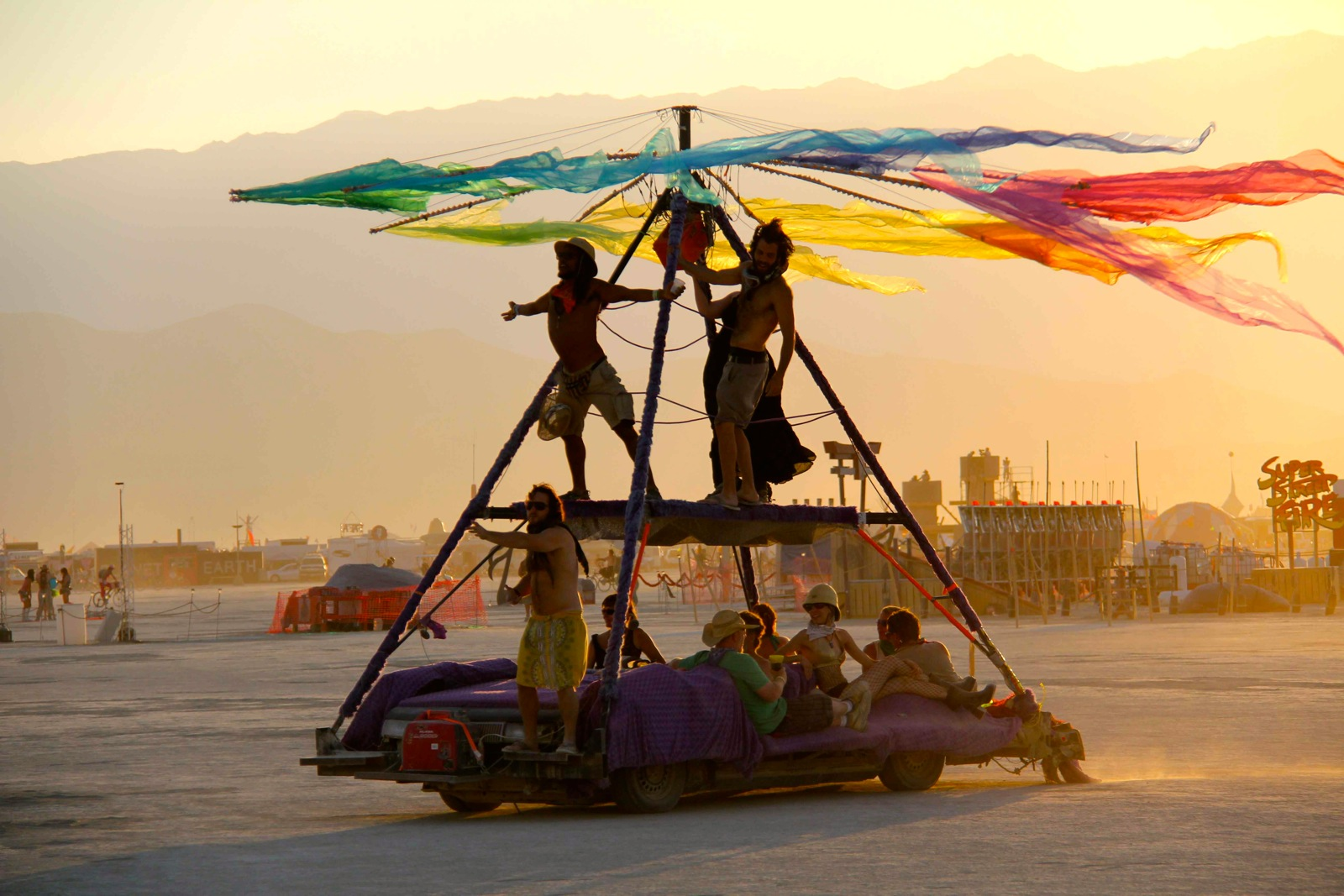Burning Man 2013 Art Gimbel   22