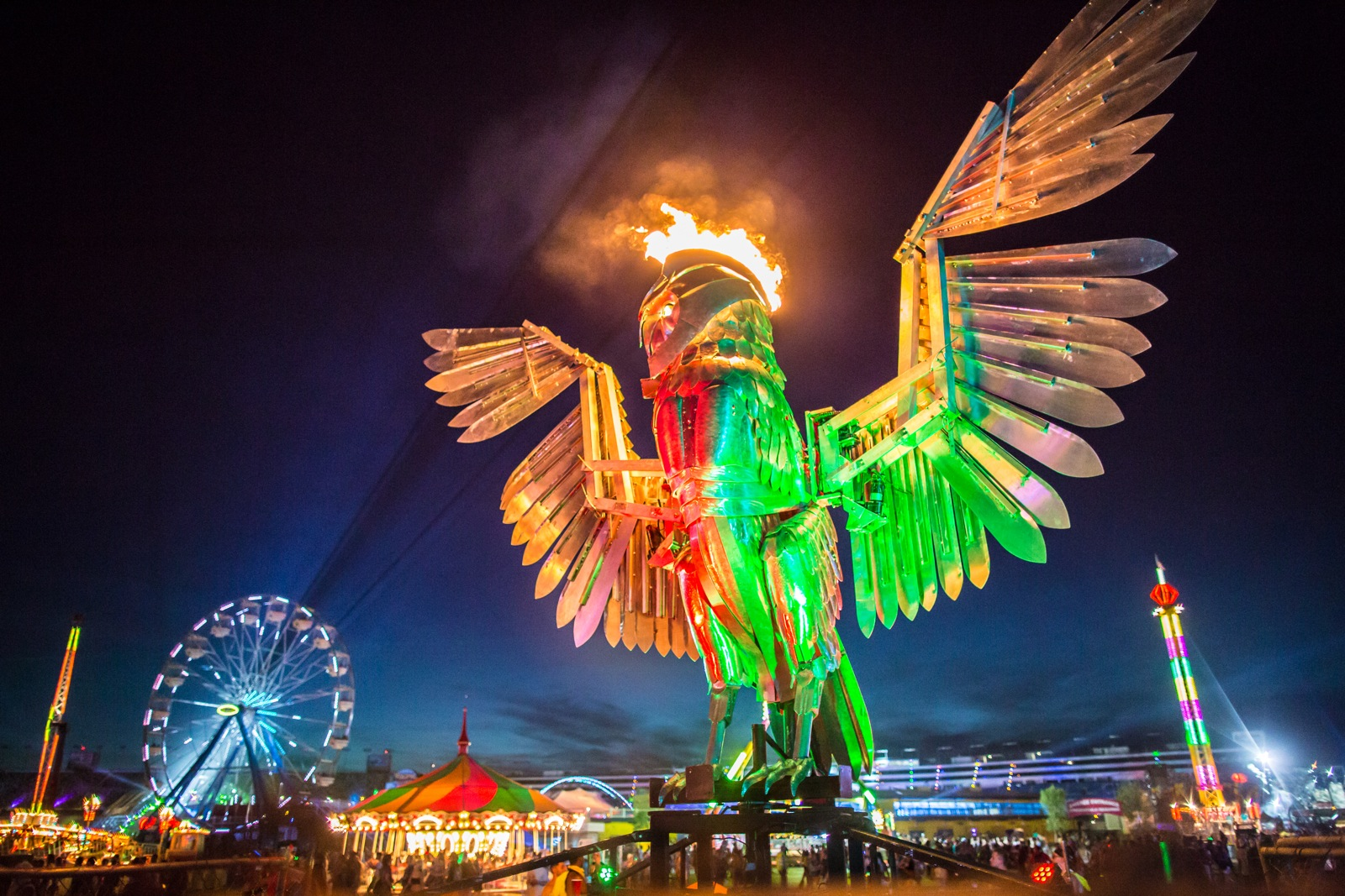 Electric Daisy Carnival 2014 Official A Live For Insomniac 1