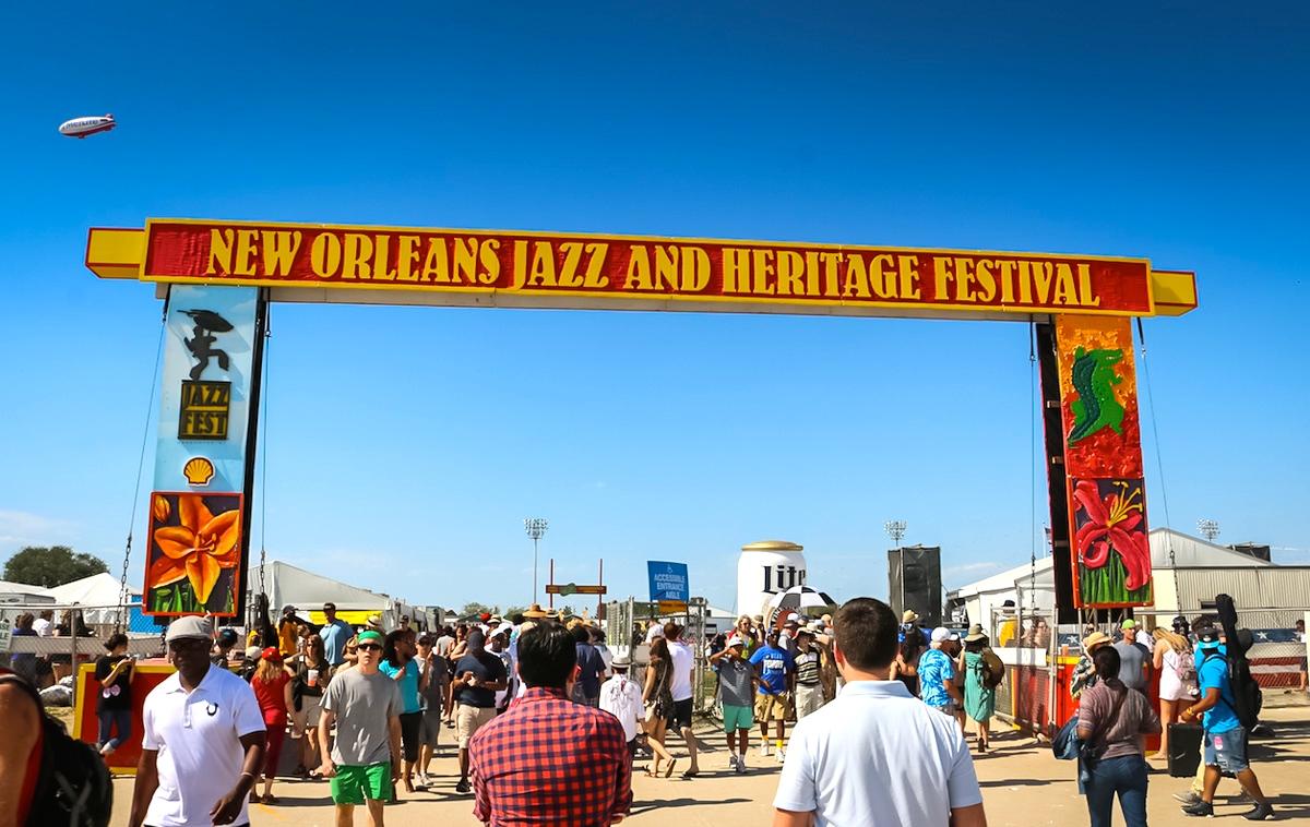 New Orleans Jazz & Heritage Festival 2014 Art Gimbel   06
