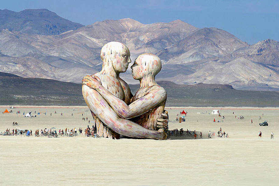 The Embrace   By The Pier Group