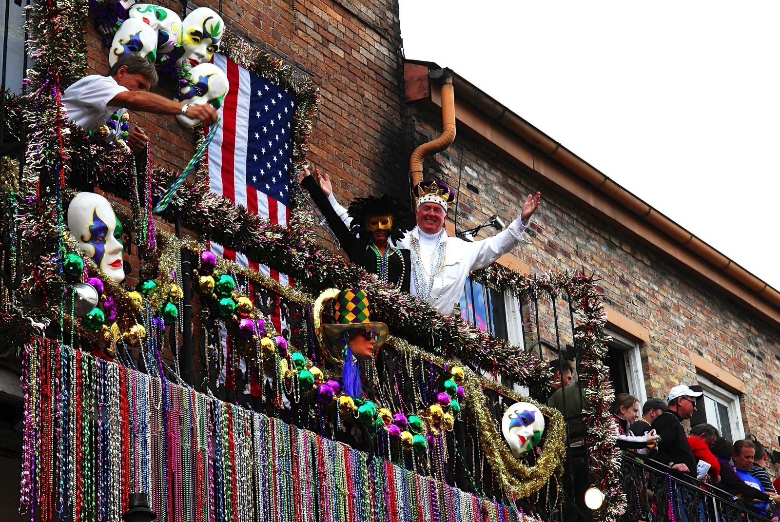 Mardi Gras 2013 New Orleans Tourism   6