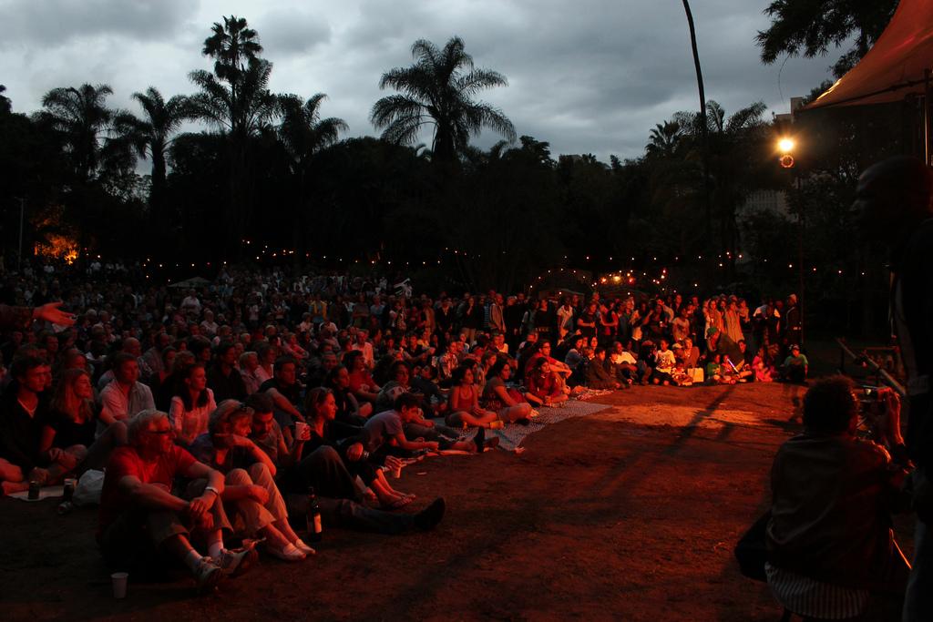 Harare International Festival Of The Arts (Hifa) Grace Flora Cc