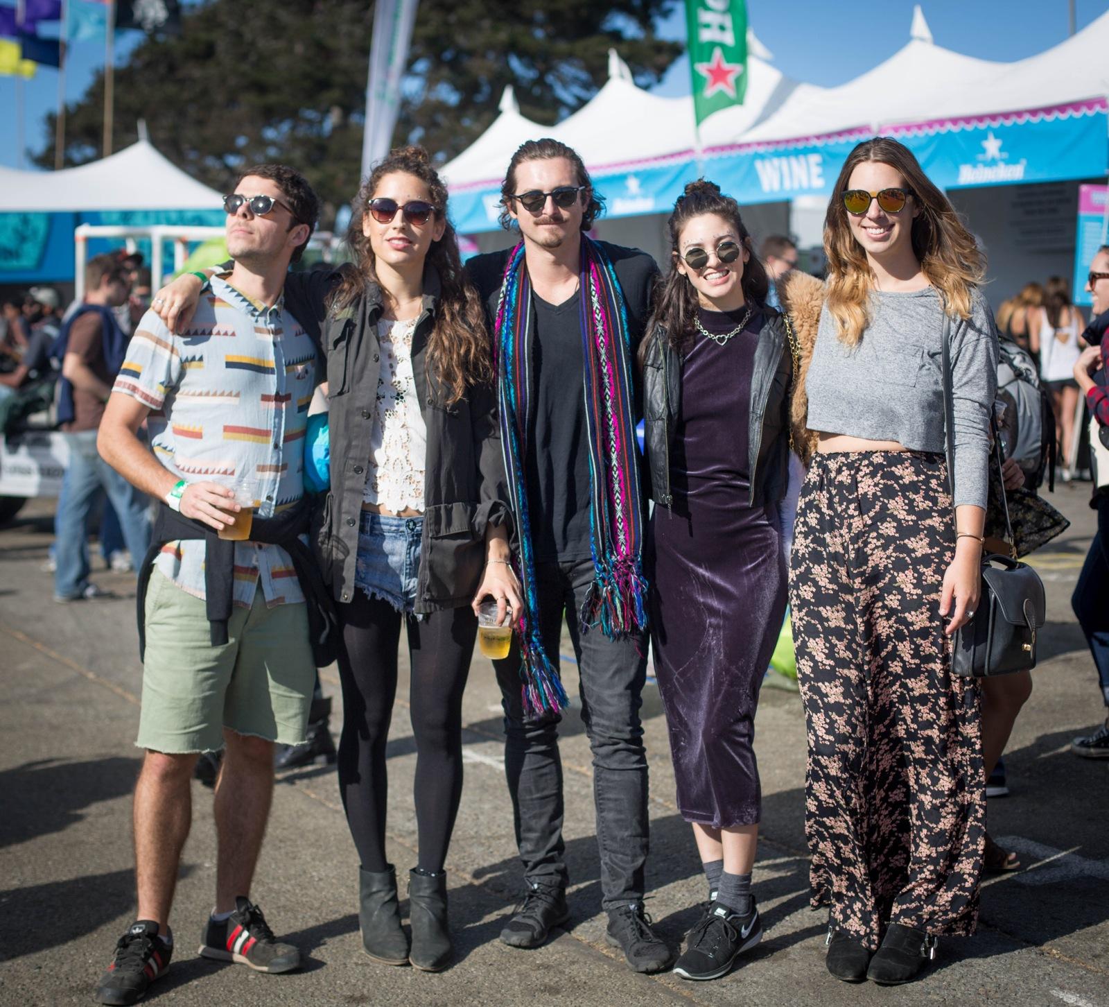 Treasure Island Music Festival 2014 Dijon Interviews   11