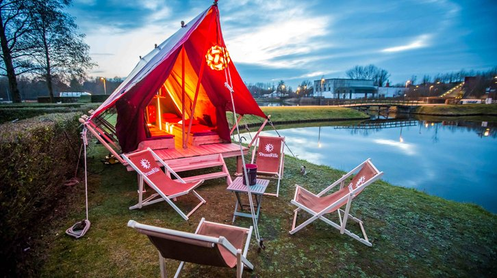 Dream Ville Comfort Lodging Tomorrowland