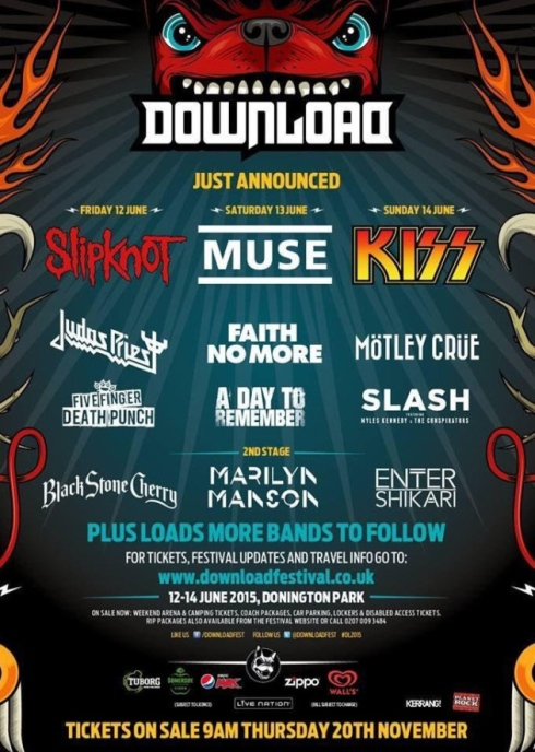 Download Fest Lineup