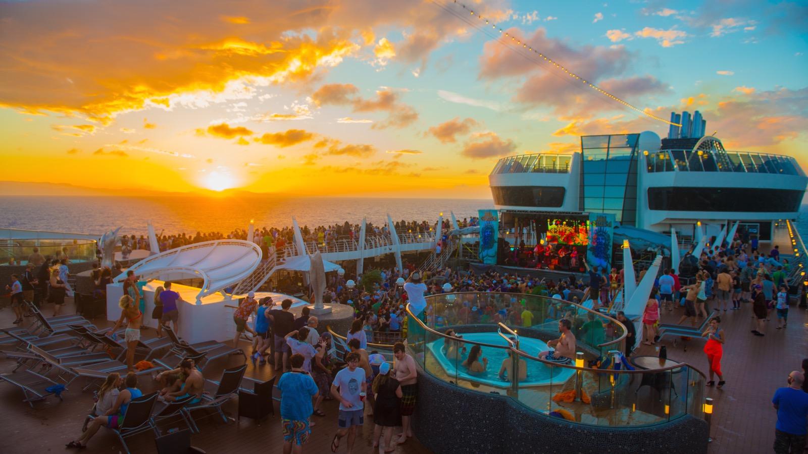 Hero Jam Cruise 2014 Dave Vann