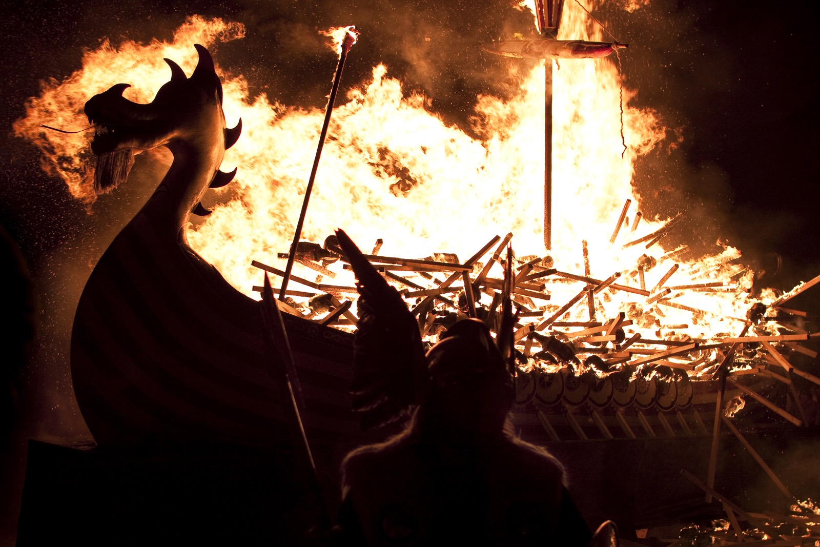 Up Helly Aa Andrew Shearer 03