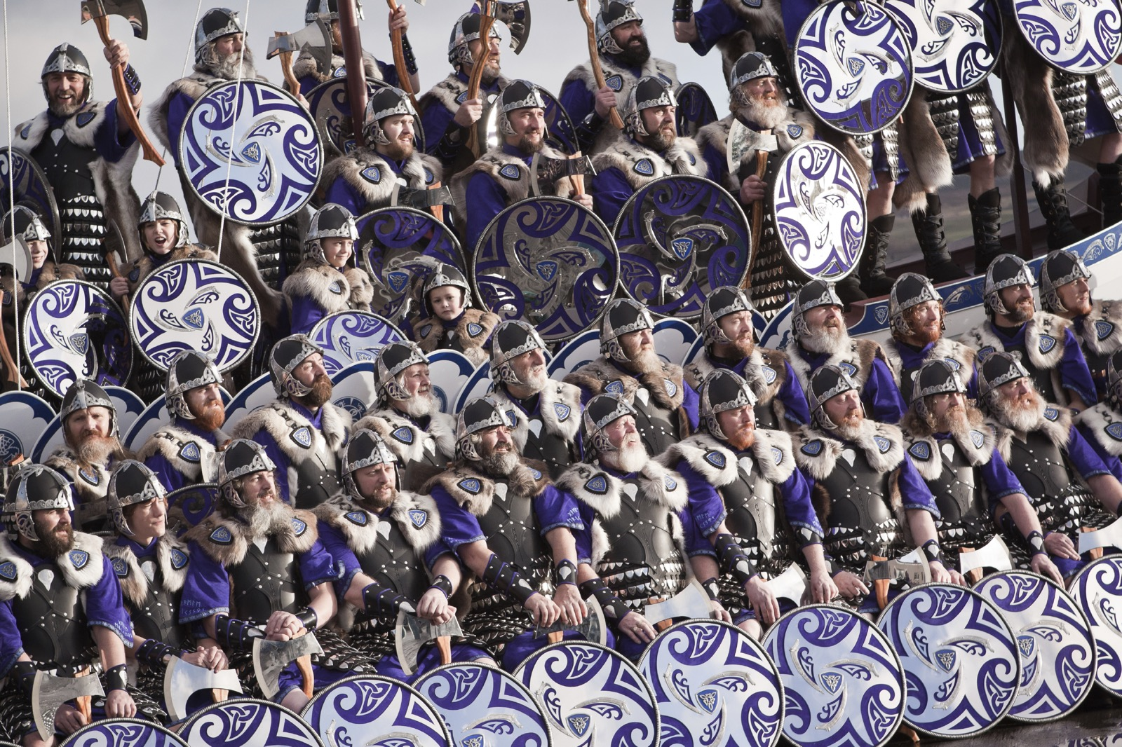 Up Helly Aa Andrew Shearer 10
