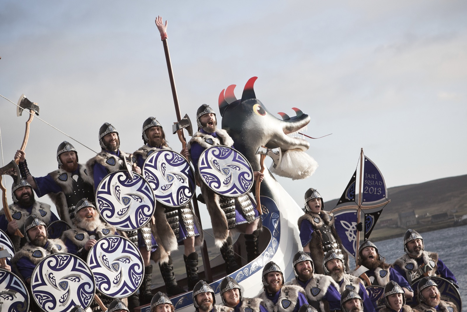 Up Helly Aa Andrew Shearer 11