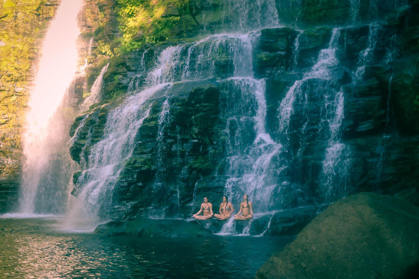 Envision Festival 2015 Art Gimbel Waterfall   24