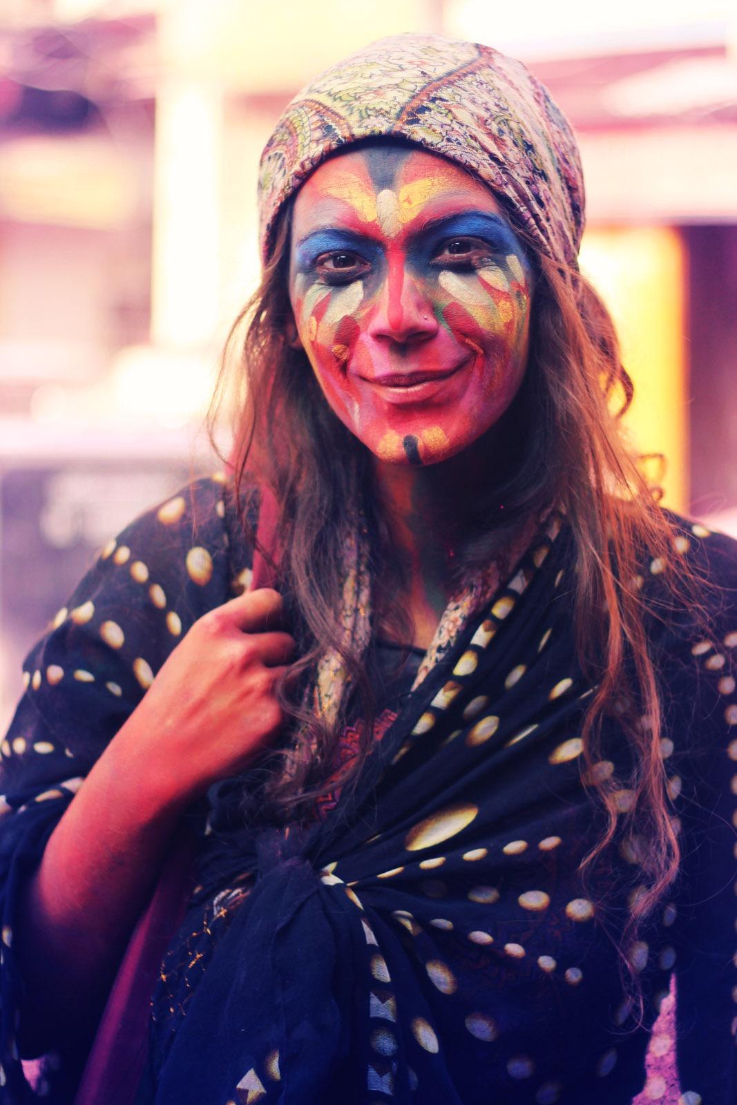 Holi 2015 Tinka Kalajzi Faces Of Holi   40
