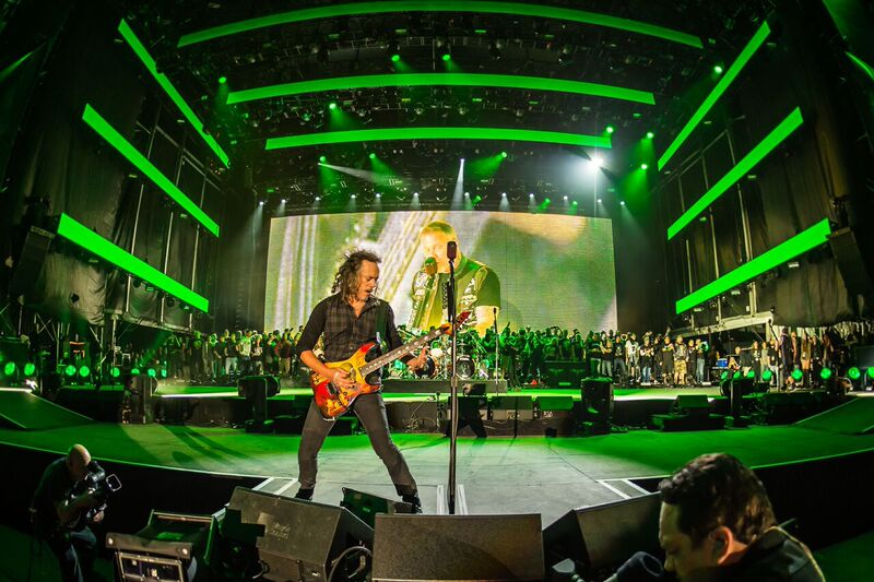 Rock In Rio Las Vegas 2015 Metallica