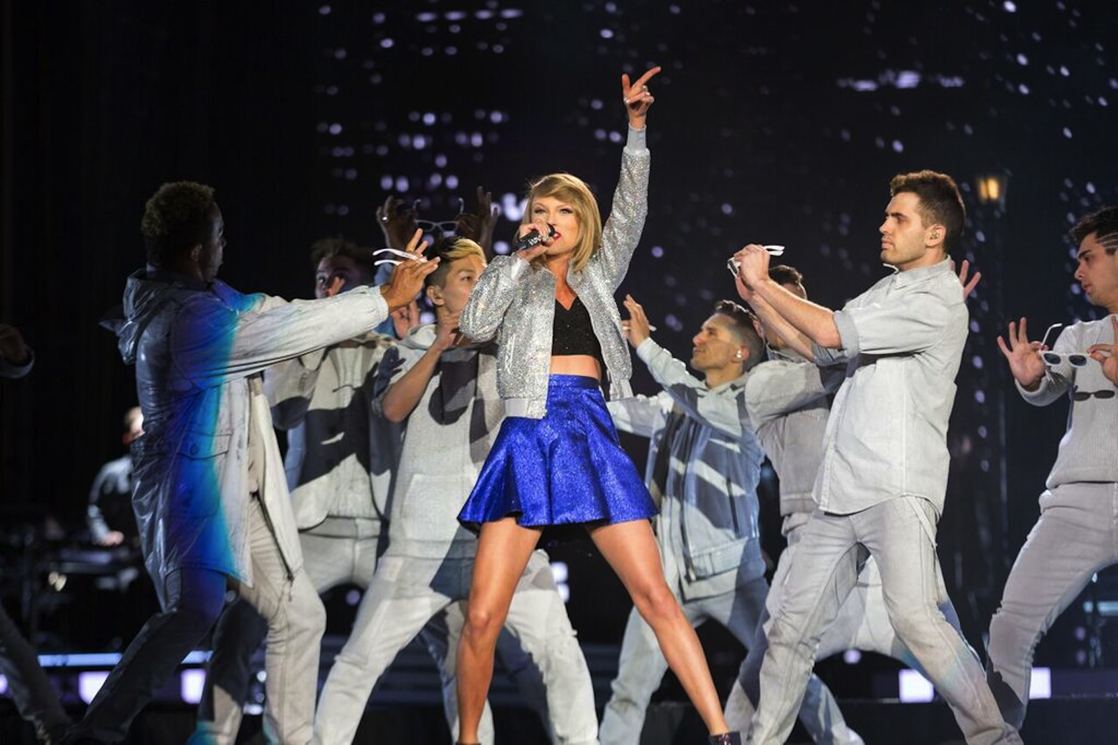 Rock In Rio Las Vegas Taylor Swift 2 2015