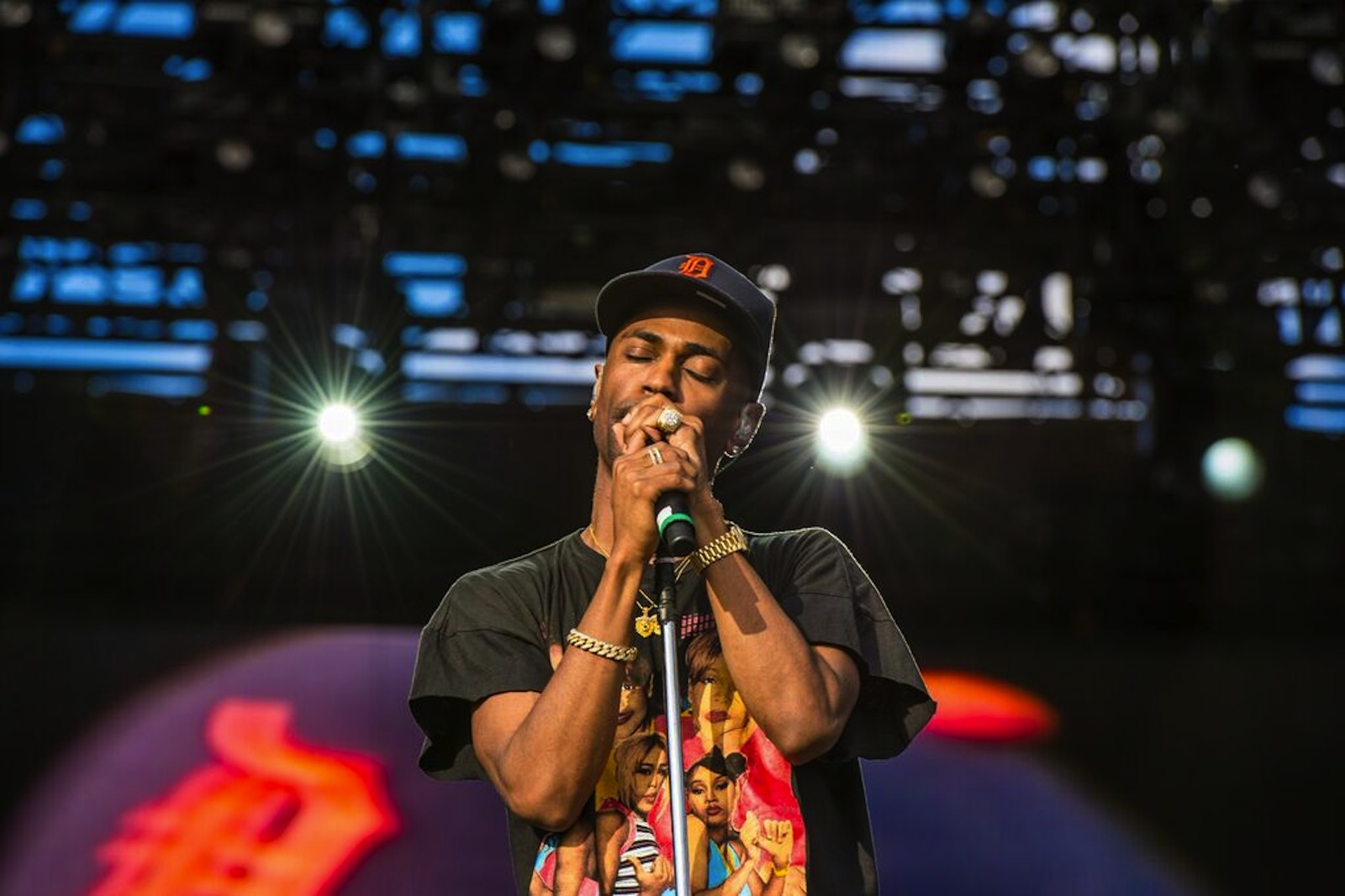 Rock In Rio Las Vegas 2015 Big Sean