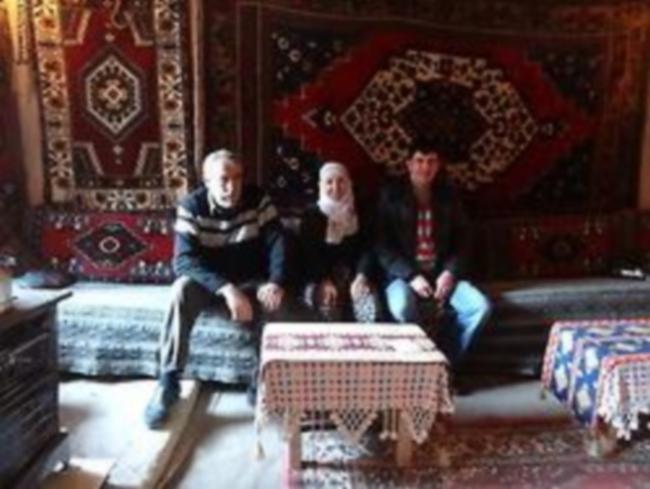 Turkey-Family