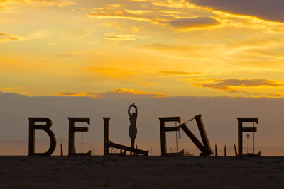 "A week at Burning Man can mess with your belief system. And ""Truth and Beauty"" will emerge as a result."
