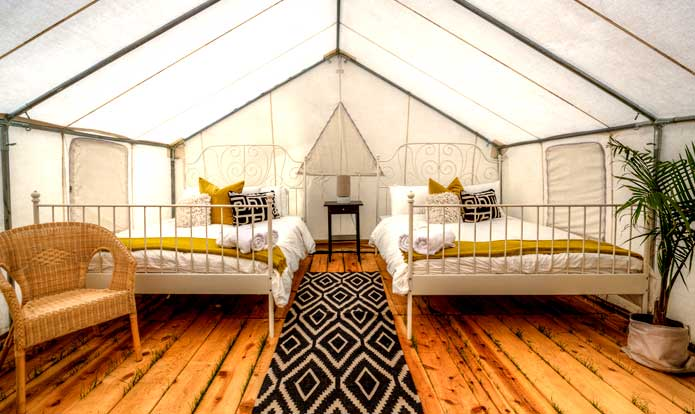 festival tents everfest