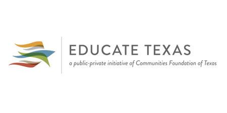 Educate Texas  Ttf18 Logo