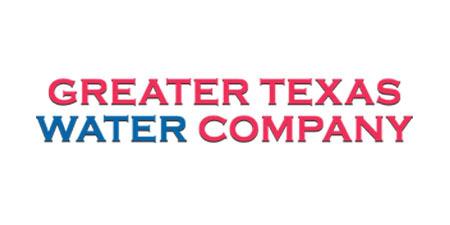 Greater Texas Water  Ttf18 Logo