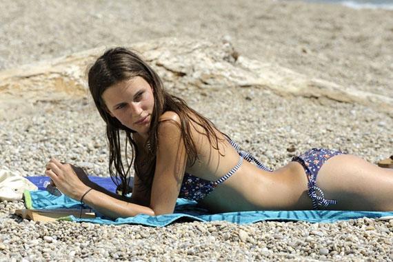 Bikini katrin heß 49 hot