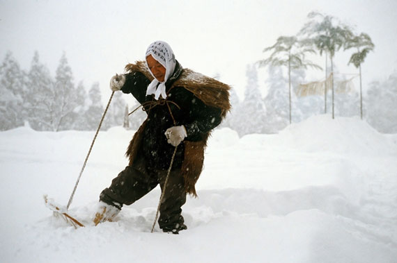 Unter Schnee