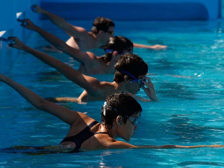 La piscina festival do rio for La piscina pelicula