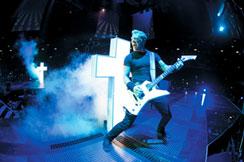 Metallica: Through the Never 3-D