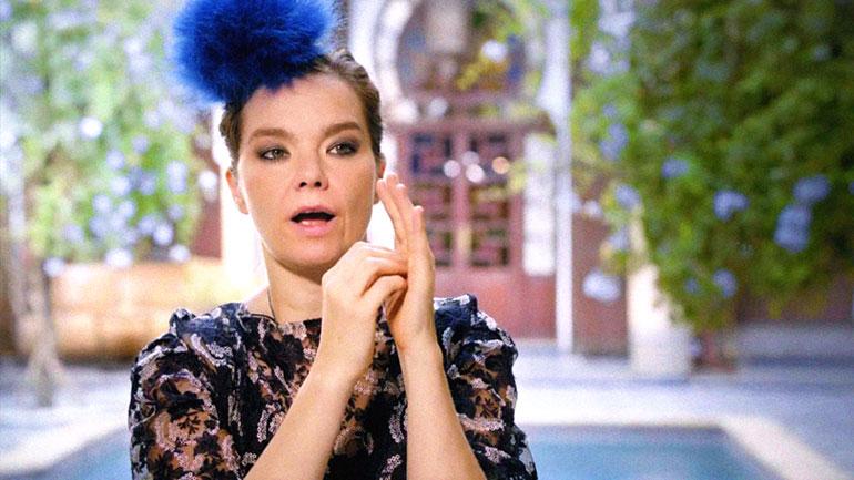 When Björk Met Attenborough; When Björk Met Attenborough