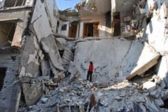 Água prateada, um autorretrato da Síria