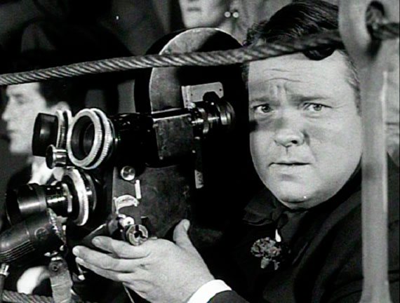 Around the World with Orson Welles (part I)