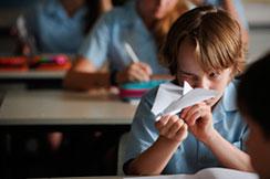 Aviãozinho de papel