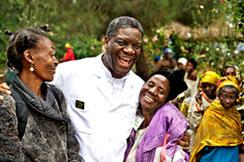 Dr. Mukwege: O homem que conserta mulheres