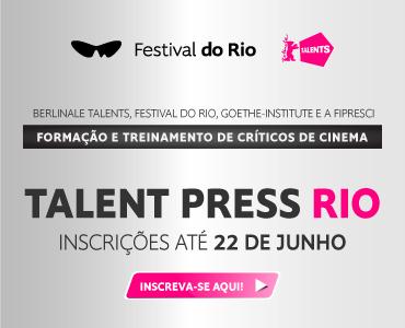 Inscrições abertas para o Talent Press Rio.