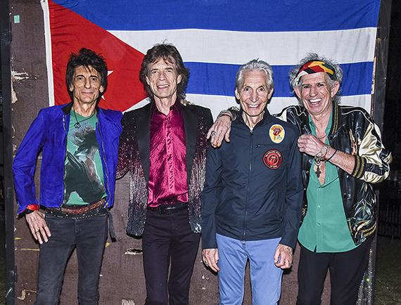 Havana Moon: The Rolling Stones Live in Cuba